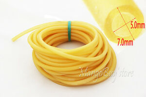 10M-Yellow-Rubber-Latex-Tube-Bungee-Rubber-Tubing-Replacement-5070