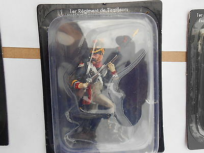 SOLDATINO NAPOLEONICI OFFICIER ORDONNANCE EMPEREUR 1812  HOBBY AND WORK N 24