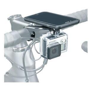 Topeak-RideCase-PanoComputer-Halterung-SC-Adapter-Halter-Action-Kamera-TPB-CM02
