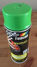 GREEN GLOSS!/ PLASTIDIP PLASTI DIP PLASTIC / RUBBER PAINT SPRAY CANS AEROSOL