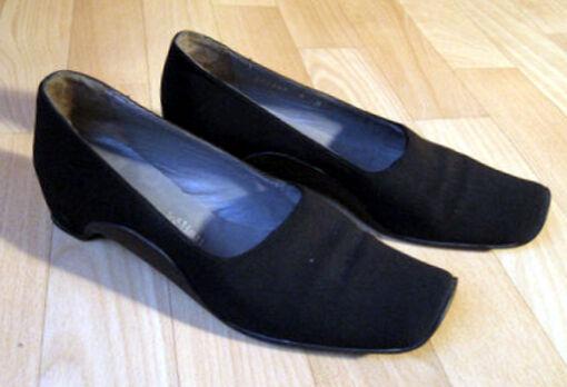 Pumps schwarz Gr.4 Stephane Kélian KELIAN 37 TECHNO Low heels  SPORTLICH ELEGANT