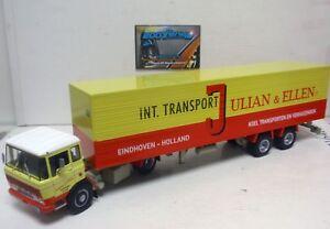 Daf 2600 Transport Julian & Ellen 1/43 Ixo Altaya