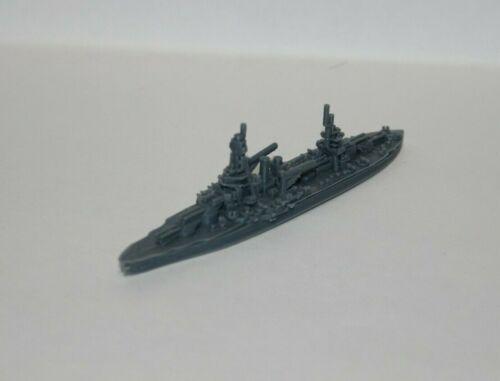 1//1200 Battleship BB-34 USS New York Printed Gray