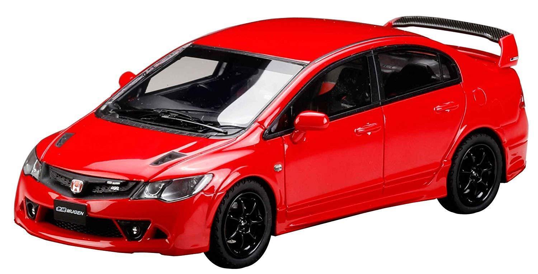 Mark 43 1 43 Honda Civic Mugen Ferrocarril Milano rosso PM4332RR con seguimiento Nuevo
