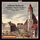 Kuhnau Complete Sacred Works Opella Musica Camerata Lipsiensis Gregor Meyer