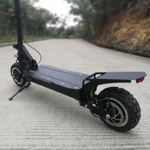 FLJ-3200w-60v-Two-Wheel-11in-Folding-Off-Road-Electric-Scooter-FAST-NEW