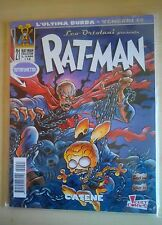 Rat-man collection n°21 CATENE 1°EDIZIONE  ORIGINALE
