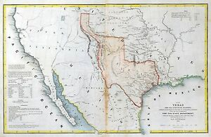 Details about 265 maps TEXAS state PANORAMIC genealogy old HISTORY teaching  REPUBLIC atlas DVD