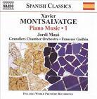 Xavier Montsalvatge: Piano Music, Vol. 1 (CD, Apr-2010, Naxos (Distributor))