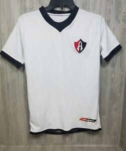 bfcc19c91ea10 Puma Atlas Futbol Club Replica Soccer Jersey Liga MX Boys Large  28 ...