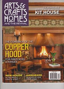 Arts Crafts Homes And The Revival Magazine Fall 2014 Ebay