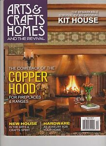 Arts crafts homes and the revival magazine fall 2014 ebay for Arts and crafts home magazine