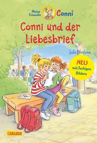1 von 1 - Conni-Erzählbände 2: Conni und der Liebesbrief (farbig illustriert) von Boehme,