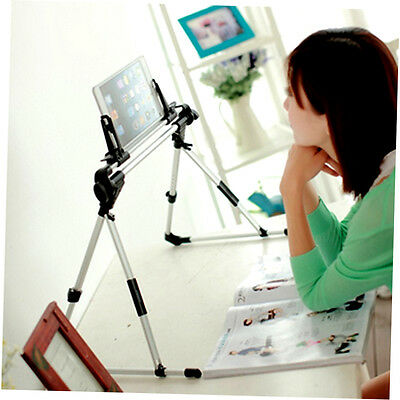 Keyboards, Mice & Pointers Foldable Desk Floor Stand Lazy Bed Tablet Holder Mount For Ipad Tablet Uw