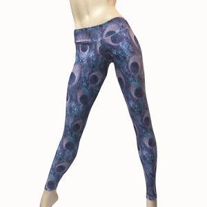 Rise Yoga Low Legging Pantaloni Sxyfitness Purple Light Plus Size Feather Peacock dAqYWX