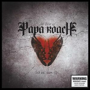 PAPA-ROACH-TO-BE-LOVED-THE-BEST-OF-CD-w-BONUS-Track-GREATEST-HITS-NEW