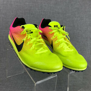 3541f2ebfc7 NEW Men s (Size 11)Nike Zoom Rival (D) DISTANCE Track Spike 806556 ...