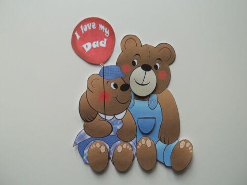 Fa2 Mother Father Grandma Grandpa Card Scrapbook Embellishment U Pick 3D