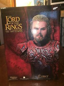 The-Lord-Of-The-Rings-The-Two-Towers-Sideshow-Weta-Edmer-Limited-Edition-Bust