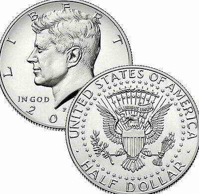 Mint Money 2002 P President Kennedy Half Dollar Fifty Cent Coin Coins U.S