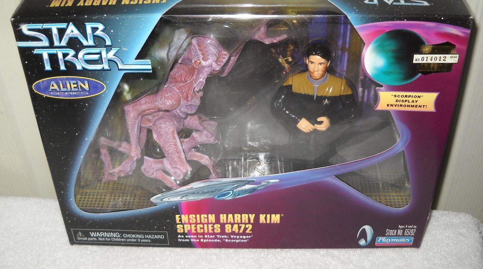 9673 Star Trek Alien Series Ensign Harry Kim, Species 8472, Collectors Series