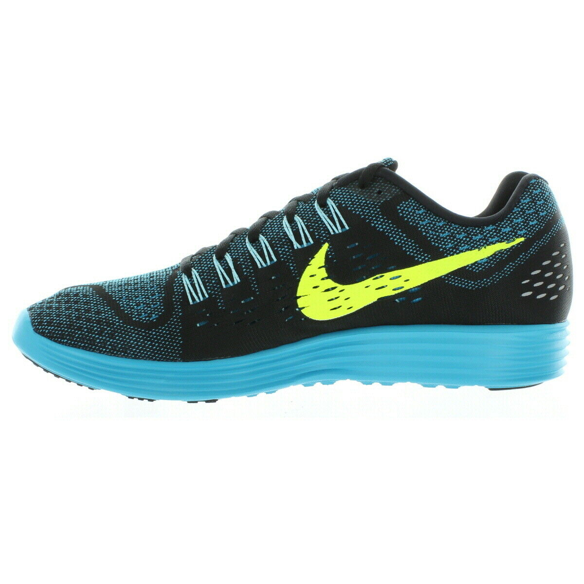 Nike Mens blueee Lagoon Volt Lunartempo Running shoes Size 13 Medium (D, M)