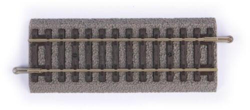 Piko H0 55404 Piko A-Gleis Gerade mit Bettung G 107 mm NEU OVP