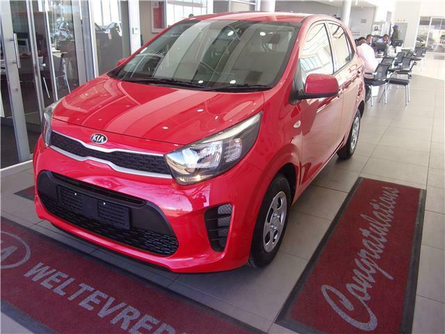 Kia Picanto 1.0 AT with 0km available now!