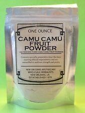 1 OZ. CAMU CAMU FRUIT POWDER *ANTIOXIDANT* IMMUNE VITAMIN C