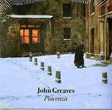 John Greaves - Piacenza - Solo Live [New CD] Italy - Import