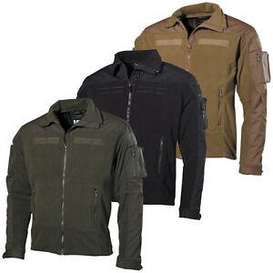 Fleecejacke-COMBAT-S-3XL-Tactical-Fleece-Jacke-Survial-Outdoor-BW-Bundeswehr