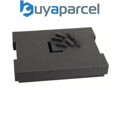 Bosch 1600A001S1 Mousse Insérer Inlay L-BOXX 136 Jigsaw Visseuse Multi Outil