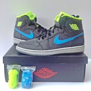 40464909bf081 AIR JORDAN 1 BLACK HISTORY MONTH (BHM) EXCLUSIVE LIMITED EDITION 9.5 ...