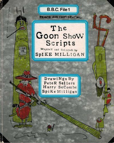 The Goon Show Scripts by Spike Milligan B001KVORSY The Cheap Fast Free Post