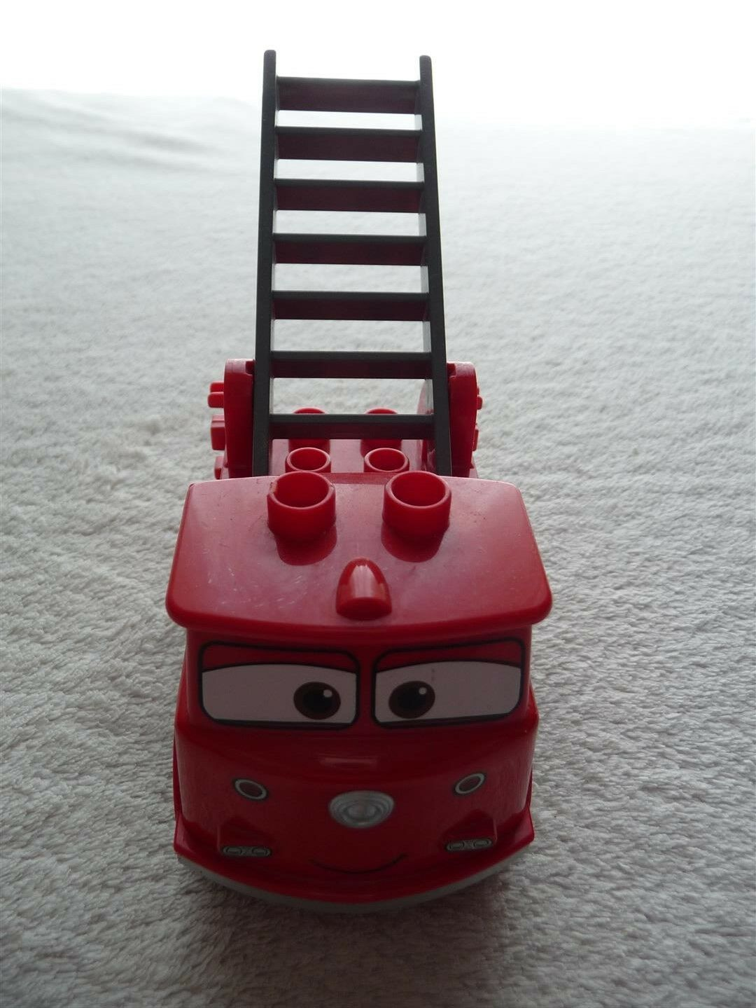 LEGO DUPLO CARS - ROT Feuerwehrauto ROT - ce83b3