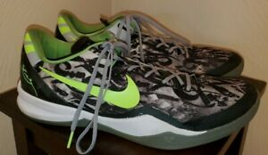 Nike Kobe 8 System Graffiti White Black