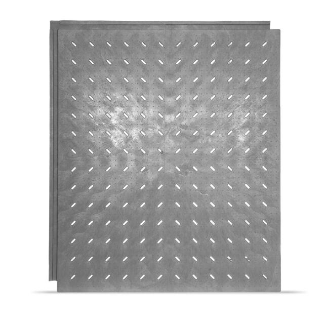 Windschutznetz fein rotbraun 260g//m² Profiqualität Hof Stall Halle Carport 4,95€