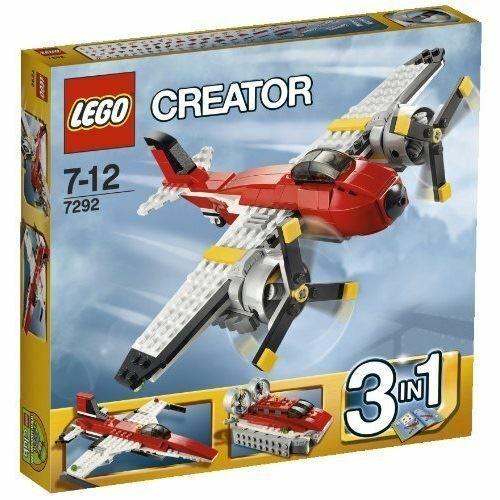 LEGO Creator 7292  Propeller Adventures (Box Damaged)