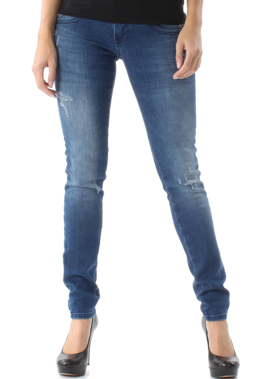 Ltb Women's Jeans Molly Dita Wash Medium bluee
