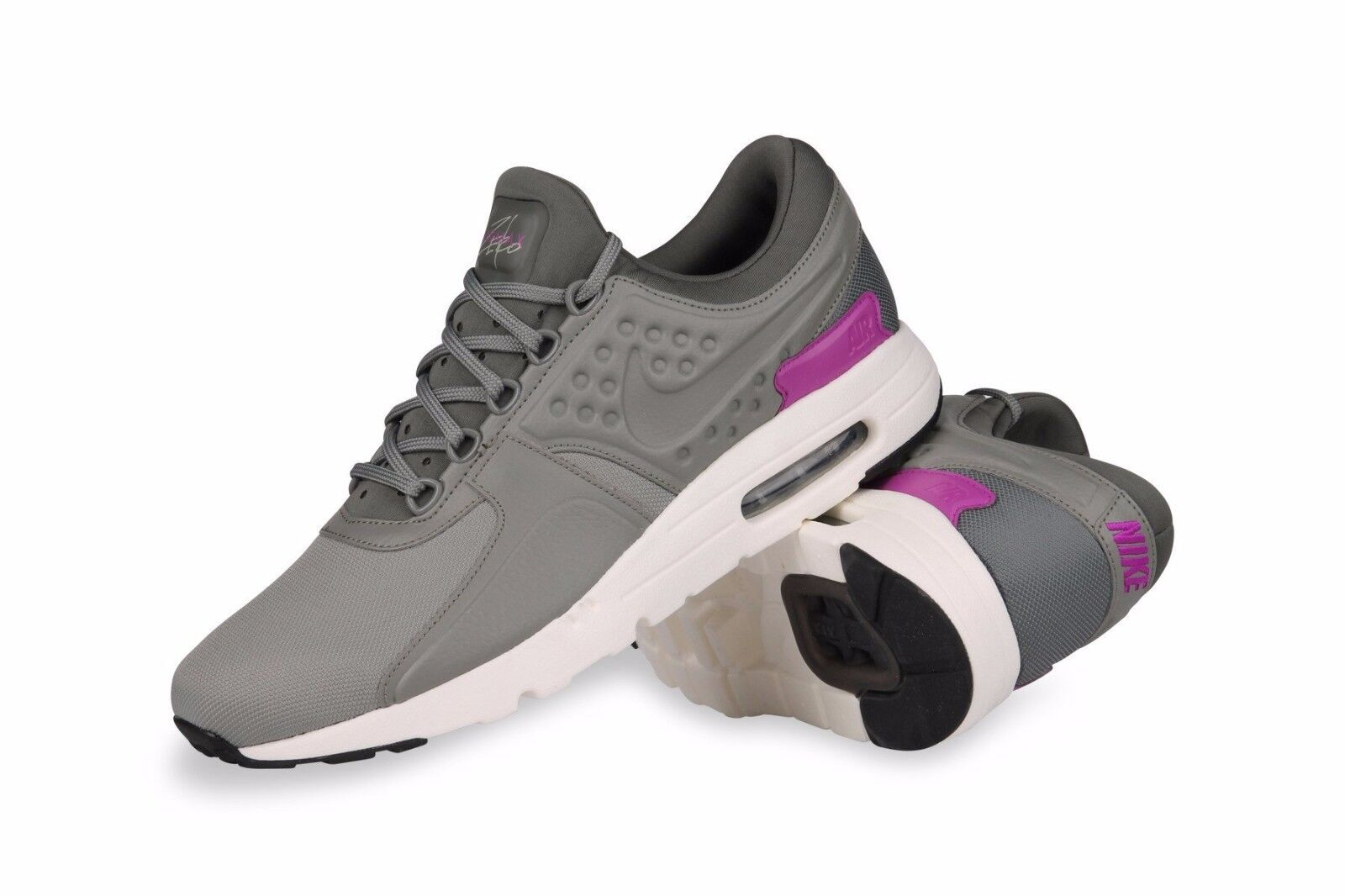 feaec7f53ab Nike Air Max Zero Premium Running Shoes Mens Size 11 ID 881982-004 ...
