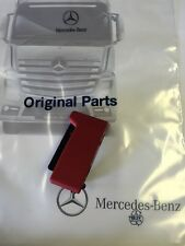 New Genuine Mercedes Benz Vito W639 Red Plastic Bonnet Release Handle