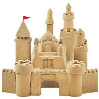 Kinetic Magic Motion Colorful Sand Kid Diy Indoor Play Craft 500g Multi Pcs