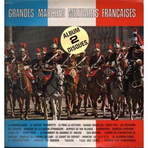 AAVV-Lp-Vinile-Grandes-Marches-Militaires-Francaises-Disques-Festival-Nuovo