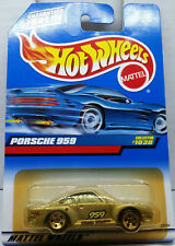 Hot Wheels Porsche 959 Collector #1030