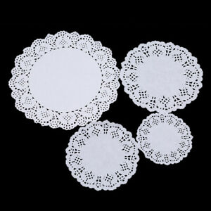 """8.5/"""" Paper Party Doilies Doily Lace Doyleys Catering Wedding Coasters 140pcs"""