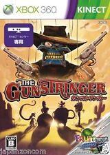Used Xbox 360 The Gunstringer MICROSOFT JAPAN JAPANESE JAPONAIS IMPORT