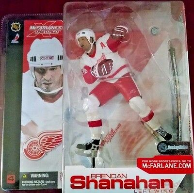 Brendan Shanahan Chase Variant Action Figure