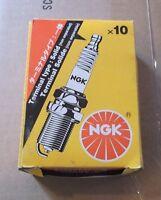 Ngk Cmr6h (10 Pack) Spark Plug Fit Stihl Fs90 Fs100 Fs110 Br550 Br600 Br500
