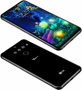 Lg v50 thinq 5g 128gb Black single screen, impecable