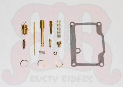 2 X CARBURETOR CARB REPAIR REBUILD KIT Suzuki T500 T 500 Titan Kit Carburetor